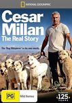 National Geographic - Cesar Millan - The Real Story (DVD, 2013) BRAND NEW