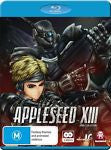 Appleseed XIII - Series Collection (Blu-ray, 2013, 2-Disc Set) Brand New RegionB