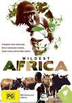 Wildest Africa (DVD, 2012, 4-Disc Set) *SBS*