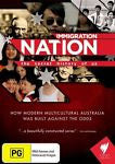 Immigration Nation - The Secret History Of Us (DVD, 2011) BRAND NEW REGION 4