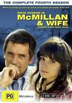 Mcmillan And Wife : Season 4 (DVD, 2011, 3-Disc Set) BRAND NEW REGION 4