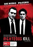 Righteous Kill (DVD, 2009, 2-Disc Set) * Collector's Edition * *Jon Avnet Film*