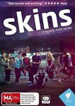 Skins : Series 6 (DVD, 2013, 3-Disc Set) *Special Features*