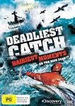 Deadliest Catch - Hairiest Moments On The High Seas (DVD, 2012)