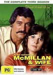 Mcmillan And Wife : Season 3 (DVD, 2011, 3-Disc Set) BRAND NEW REGION 4