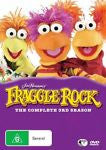 Fraggle Rock : Season 3 (DVD, 2007, 4-Disc Set) LIKE NEW REGION 4