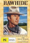 Rawhide: Season 8 (4-Disc Set) *Clint Eastwood * Discounted to Clear*