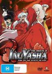Inu Yasha Movie 04 - Fire On The Mystic Island (DVD, 2007)