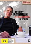 Anthony Bourdain - No Reservations First Bite : Season 1 (DVD, 2010, 2-Disc Set)