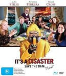 IT'S A DISASTER Save the date/planet BLU-RAY REGION B