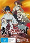 Kurokami : Collection 2 : Eps 13-23 (DVD, 2010, 2-Disc Set) BRAND NEW REGION 4