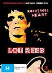 Lou Reed - Rock And Roll Heart (DVD, 2006) Brand New