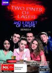 2 Pints Of Lager And A Packet Of Crisps : Series 4 (DVD, 2010, 2-Disc Set)
