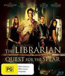 The Librarian - Quest For The Spear (Blu-ray, 2008)