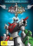 Voltron Force - New Defenders Trilogy (DVD, 2012)