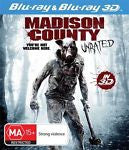 Madison County (Blu-ray, 2013) BRAND NEW REGION B