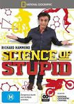 The National Geographic - Science Of Stupid (DVD, 2015, 2-Disc Set) BRAND NEW