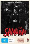 The Samurai - Fuma Ninja Continued : Season 6 (DVD, 2010, 3-Disc Set) BRAND NEW