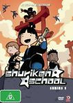 Shuriken School : Series 1 (DVD, 2008, 2-Disc Set)