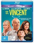 St. Vincent (Blu-ray, 2015) Brand New & Sealed !