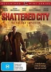 Shattered City - The Halifax Explosion (DVD, 2009) BRAND NEW REGION 4