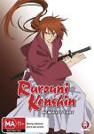 Rurouni Kenshin - New Kyoto Arc (DVD, 2013)