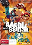 Aachi And Ssipak (DVD, 2007) + Extras!
