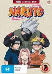 Naruto : Collection 2 : Eps 14 - 25 (DVD, 2008, 3-Disc Set) LIKE NEW REGION 4