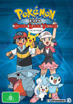 Pokemon - Diamond And Pearl Sinnoh League Victors : Collection 2 (DVD, 2011,...