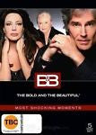 The Bold And The Beautiful - Most Shocking Moments (DVD, 2010, 4-Disc Set)