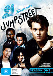 21 Jump Street : Season 1 (DVD, 2012, 4-Disc Set)