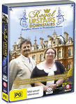 Royal Upstairs Downstairs - Burghley House To Waddesdon Manor (DVD, 2012, 2-Disc