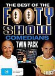 The Best Of The Footy Show - Comedians Pack (DVD, 2010, 2-Disc Set)