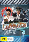Mythbusters - Top Myths Declassified (DVD, 2012)