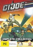 G.I. Joe - Renegades - Complete Collection + Extras (DVD, 2013, 4-Disc Set)