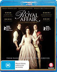 A ROYAL AFFAIR (2012) NEW BLURAY