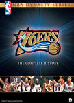 NBA - Dynasty Series - Philadelphia 76ers (DVD, 2013, 6-Disc Set) *Bonuses*