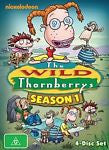 The Wild Thornberrys : Season 1 (DVD, 2013, 4-Disc Set)