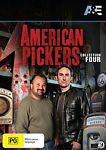 American Pickers : Season 4 + Extras **Guest: Star Trek's William Shatner**