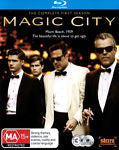Magic City : Season 1 (Blu-ray, 2012, 3-Disc Set) *Plus Bonus Features!*