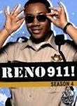 Reno 911 : Season 4 (DVD, 2010, 2-Disc Set) *Comedy Central* *Punchline*