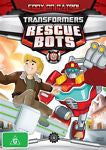 Transformers Rescue Bots - Cody On Patrol (DVD, 2013)