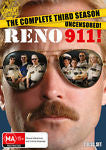 Reno 911 : Season 3 (DVD, 2010, 2-Disc Set)