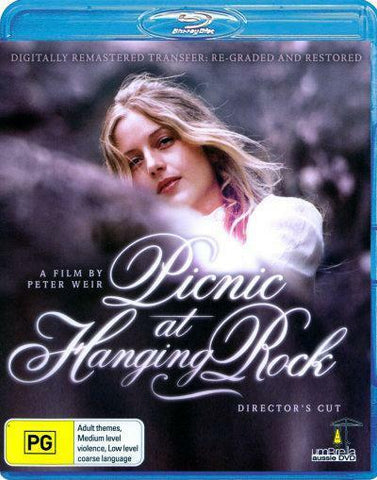 Picnic At Hanging Rock (Blu-ray, 2010) * Director's Cut *  BRAND NEW REGION B