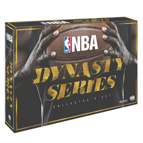 NBA - Dynasty Series (DVD, 2015, 36-Disc Set) BRAND NEW REGION 4