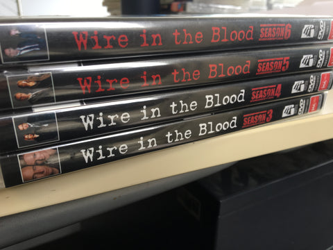 Wire In The Blood Seasons 2-6