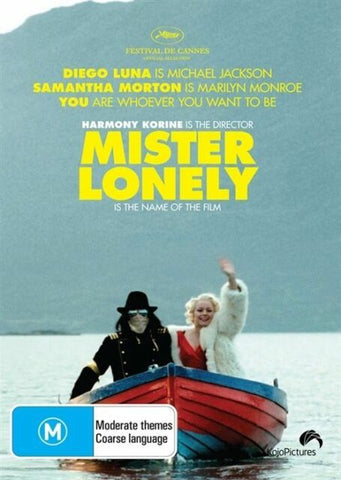 Mister Lonely (DVD, 2009) Brand New