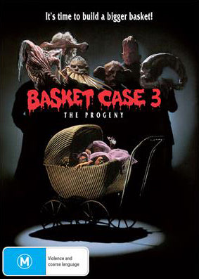 Basket Case 03 - The Progeny ( 1993 )  + * Special Features * (DVD, 2005)