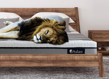 "Load image into Gallery viewer, 10"" Aslan GEL Memory Foam Mattress"