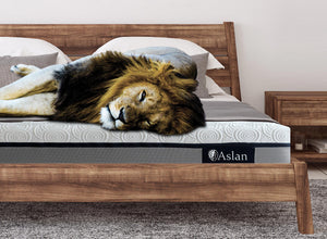 "10"" Aslan GEL Memory Foam Mattress"